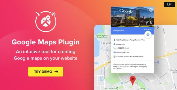Google Maps WordPress Plugin