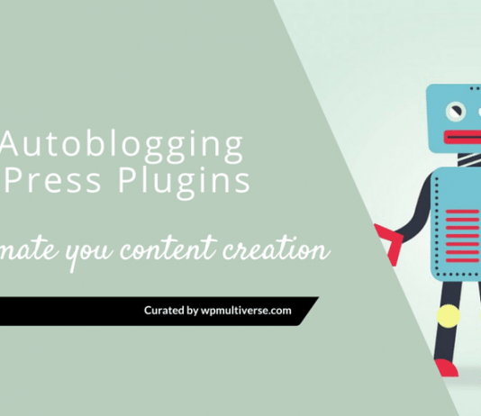 Best WordPress Autoblog Plugins 2020