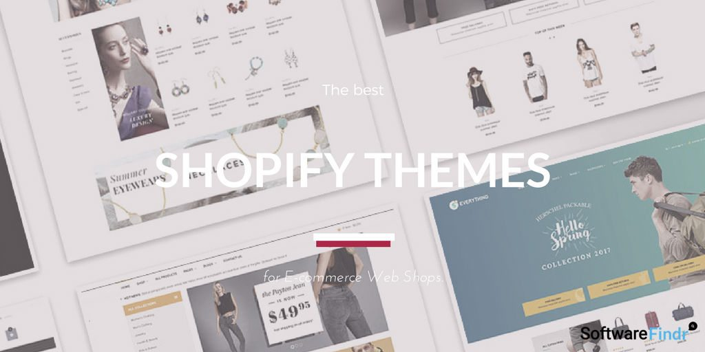 35+ Best Shopify Themes 2019   SoftwareFindr