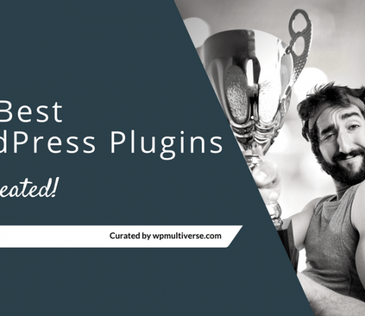 Must-have WordPress Plugins 2018 (real-time updates)