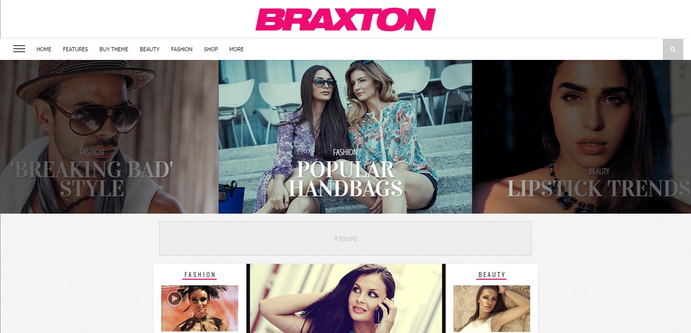 Braxton Theme