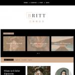 Britt Theme