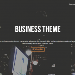 BusinessOne Theme