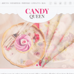Candy Queen Theme