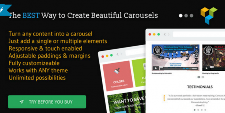 Carousel Anything for Visual Composer