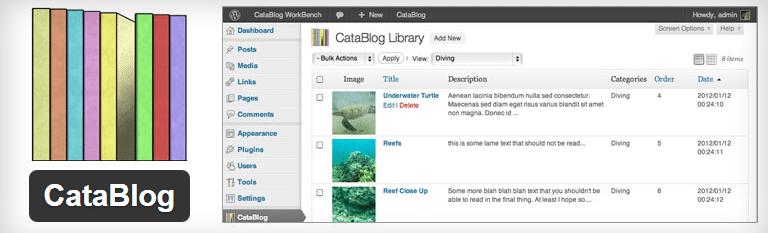CataBlog