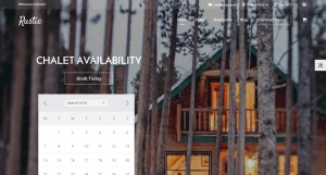 Chalet WordPress Travel Theme