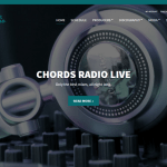 Chords Music theme for WordPress