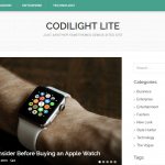 Codilight Lite Theme