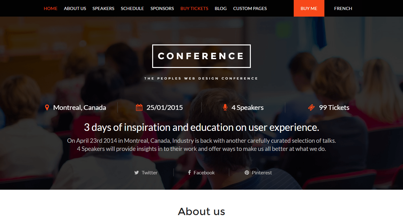 Conference Theme