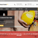 Construction PRO Theme