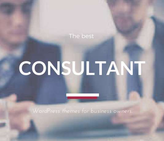 + Best Consulting WordPress Themes 2019