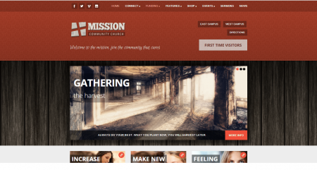 Mission Theme