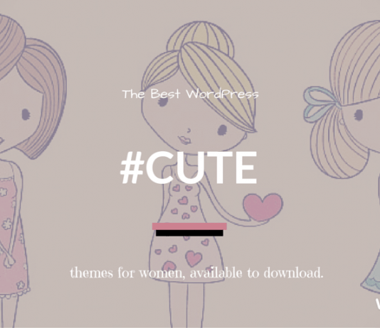 Best Cute WordPress Themes for Women 2018