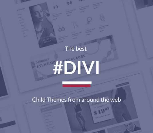 Divi Child Themes 2020