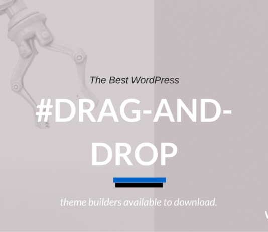 Best Drag-and-Drop WordPress Themes 2019