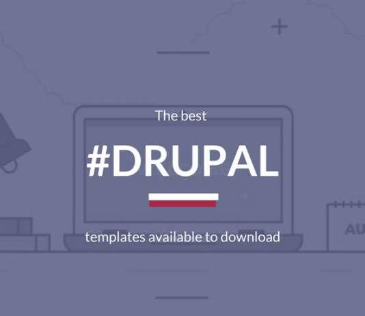 Best Drupal Themes 2020