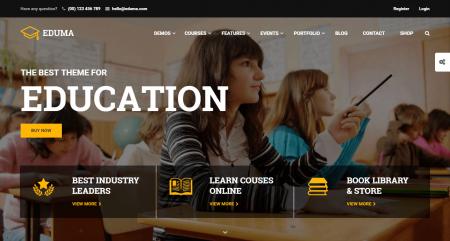 Education WP Theme