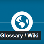 Encyclopedia / Glossary / Wiki