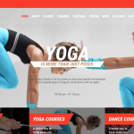 FITNESS Great Sports Theme