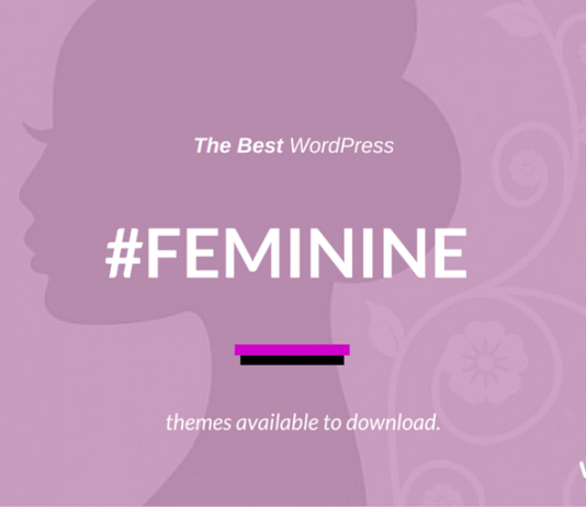 Best Feminine WordPress Themes 2019