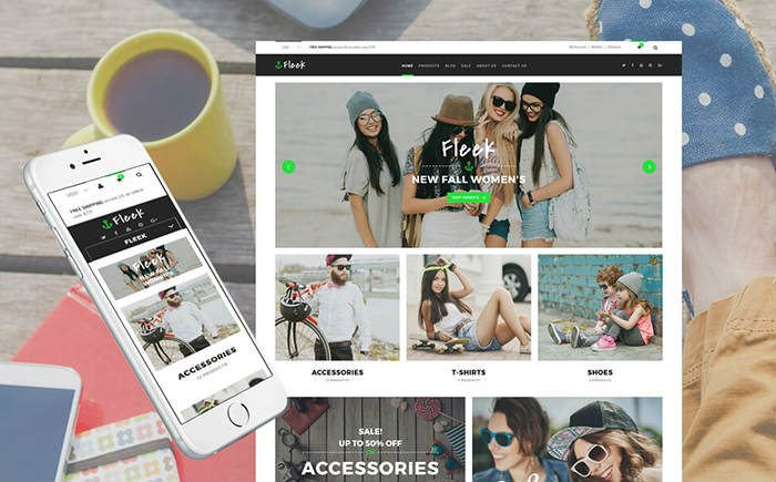 Fleek Shopify Theme