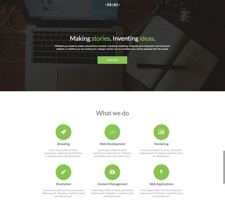 Landing Pages Builder by Wishpond