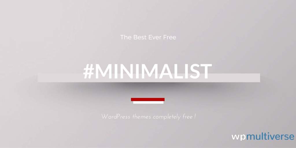 36 Best Free Minimalist WordPress Themes 2018 | SoftwareFindr