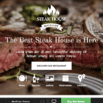 Steak House Food Theme