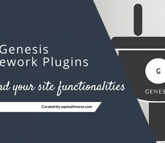 Best Genesis Framework Plugins to Extend your Site Functionalities 2020(Free)
