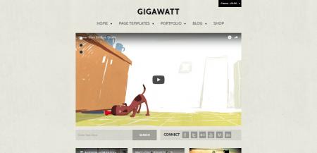 Gigawatt Theme