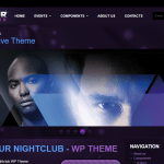 Glamour Nightclub Theme