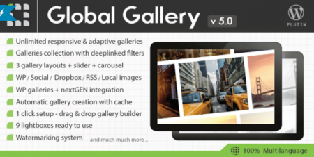 Global Gallery Plugin