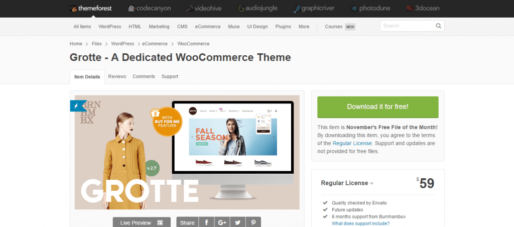 grotte-woocommerce-theme