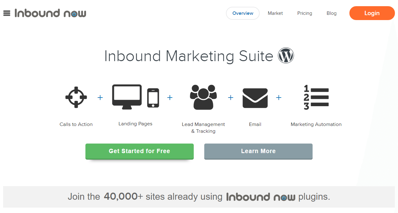 Inbound Marketing Suite