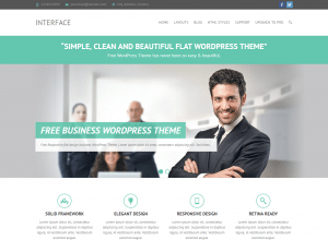 79 best free business wordpress themes 2018 softwarefindr interface theme cheaphphosting Images