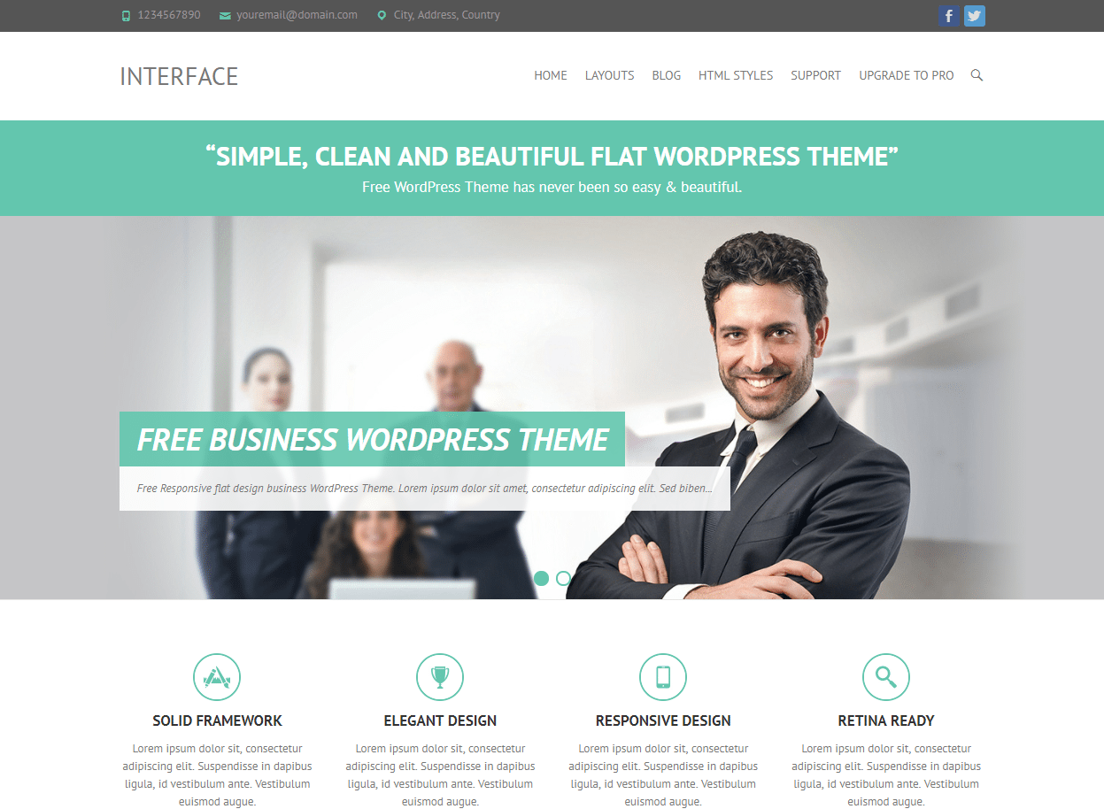Interface Theme