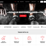 JustFit Theme