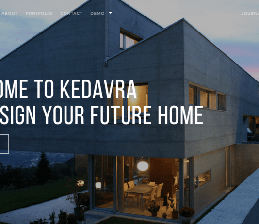 Best Architect WordPress Themes 2019