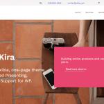 Kira Lite Theme