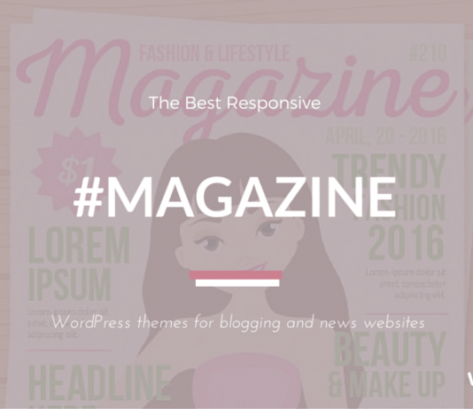 Best Magazine WP Themes 2018
