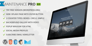 maintenance-pro-wordpress-plugin