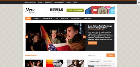 Newsmag by MyThemeShop