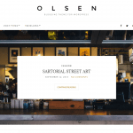 Olsen Theme