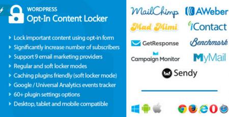 Opt-In Content Locker