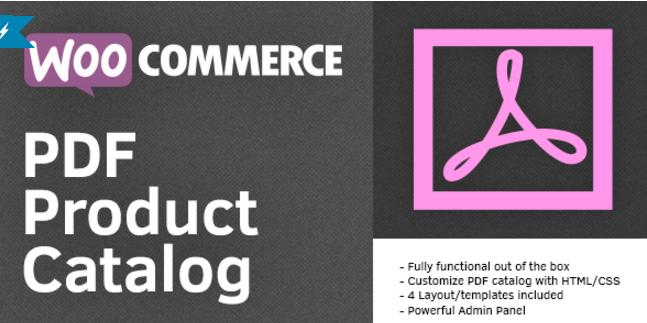 PDF Product Catalog for WooCommerce