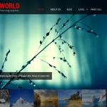 SKT Photo World Theme