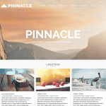 Pinnacle Theme
