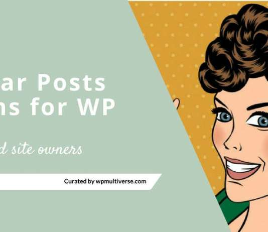 Best Popular Post Plugins for WordPress Bloggers 2018