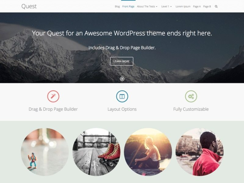 Quest-Bootstrap-WP-Theme